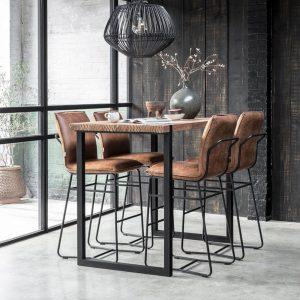 barový stôl, obdĺžnikový stôl, drevený barový, masívny barový stôl, masívny, zvýšený jedálenský stôl, teakový stôl, teakový barový stôl, recyklovaný stôl, vyšší jedálenský stôl, pultový stôl, pultový stol