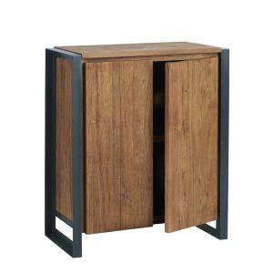 amandari komoda fendy, masívna komoda, komoda na odkladanie vecí, tv komoda, teaková komoda, tíkova komoda, komoda s dvierkami, moderná komoda, komoda z recyklovaného dreva, komoda na nožičkách