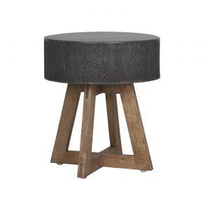 amandari príručný stolík himalaya, okrúhly príručný stolík, industriálny stolík, šedý stolík, bočný stolík, príručný stolík, teakový konferenčný stolík, stolík su kreslu, stolík, stolík s betónovým vzhľadom, betónový stolík s drevenými nohami, okrúhly stolík, stôl z recyklovaného teaku, nízky stolík, nábytok s príbehom, moderný teakový stolík, nočný stolík