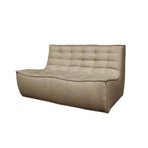 amandari sedačka n701 ethnicraft sedačka, komfortná sedačka, chesterfield sofa, moderná sedačka, nadčasová sedačka, dizajnová sedačka, prešívaná sedačka, modulárna sedačka, rohová sedačka, taburet, béžová sedačka, piesková sedačka, dvojsedačka