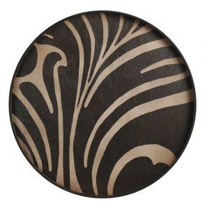 amandari tacka fold wooden ethnicraft, kávová tácka, dizajnové tácky, tácka, dekorácie, dekorácia, darček, tip na darček, unikátny darček, servírovanie, podnosy, štýlové servírovanie, tácka ako obraz, ručne vyrábané tácky, drevené tácky, okrúhle tácky, set tácok, nástenná dekorácia, ručne vyrábané tácky