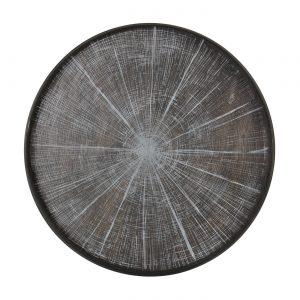 amandari tacka white slice ethnicraft, kávová tácka, dizajnové tácky, tácka, dekorácie, dekorácia, darček, tip na darček, unikátny darček, servírovanie, podnosy, štýlové servírovanie, tácka ako obraz, ručne vyrábané tácky, drevené tácky, okrúhle tácky, set tácok, nástenná dekorácia, tácka ako stolík, etno